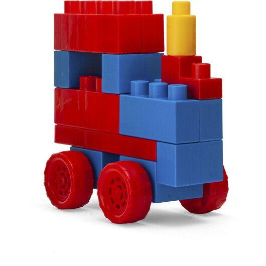 """Kids Blocks"" конструктор 70 ел. (в банці) - 3"
