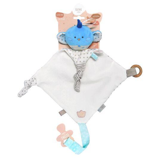 Іграшка - текстильна пташка Піпо, ELFIKI