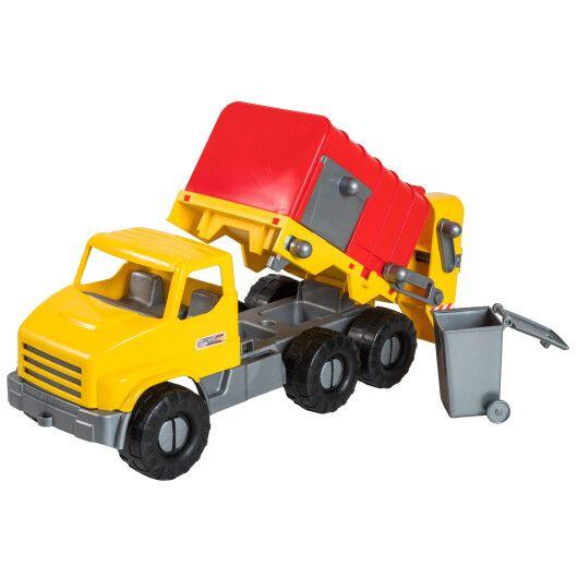 """Авто """"City Truck"""" сміттєвоз в коробці - 2"""