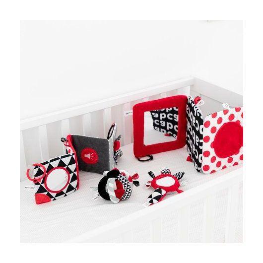 Canpol babies Іграшка-дзеркальце м'яка розвиваюча Sensory Toys - 10