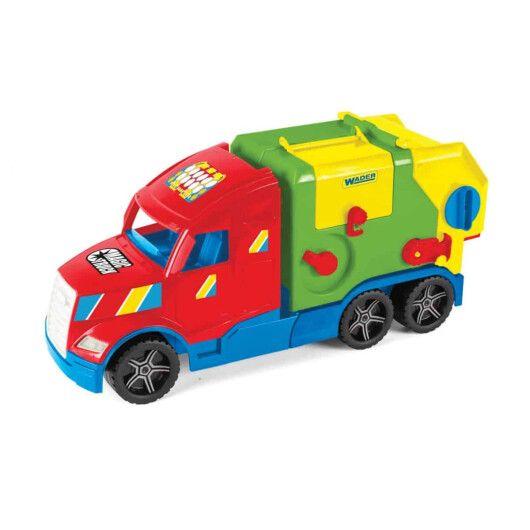 """Magic Truck Basic"" сміттєвоз малий - 2"
