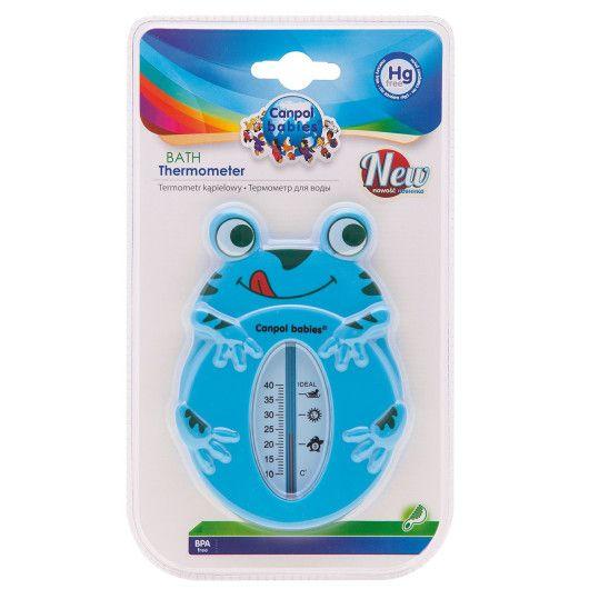 Термометр для води - Жаба - 2