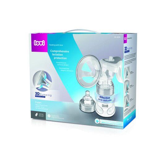 LOVI Молоковідсмоктувач ручний Expert 3D Pumping - 5
