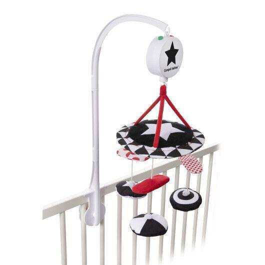 Canpol babies Карусель плюшева музична Sensory Toys - 12