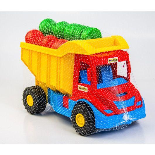 """""""Multi truck"""" вантажівка з кеглями - 2"""