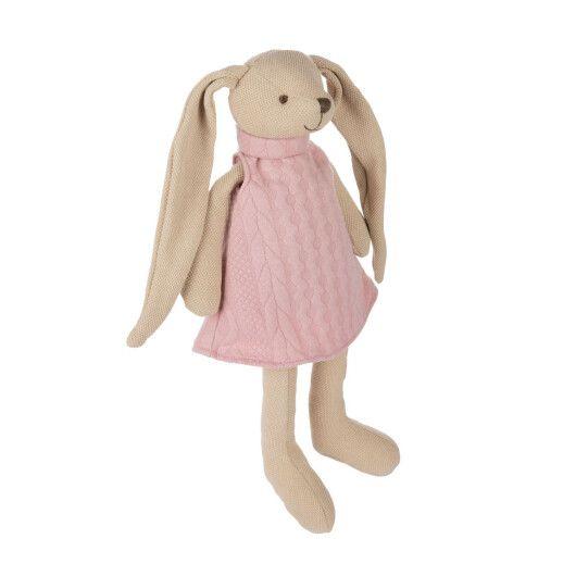 Canpol babies Іграшка м'яка Кролик - рожева - 2