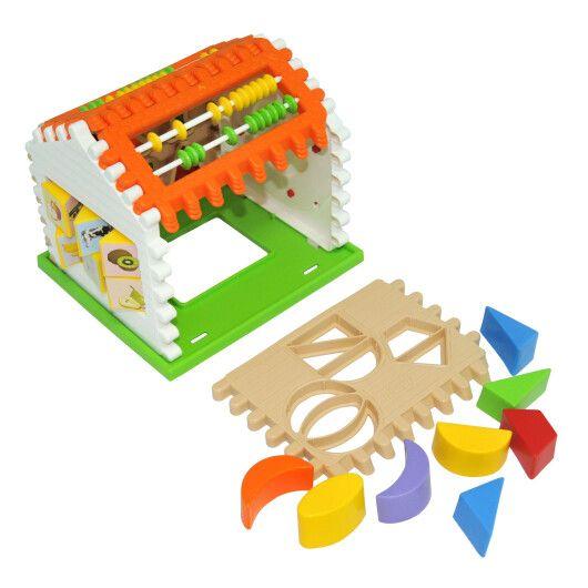 """Іграшка-сортер """"Smart house"""" 21 ел. в коробці, Tigres - 3"""