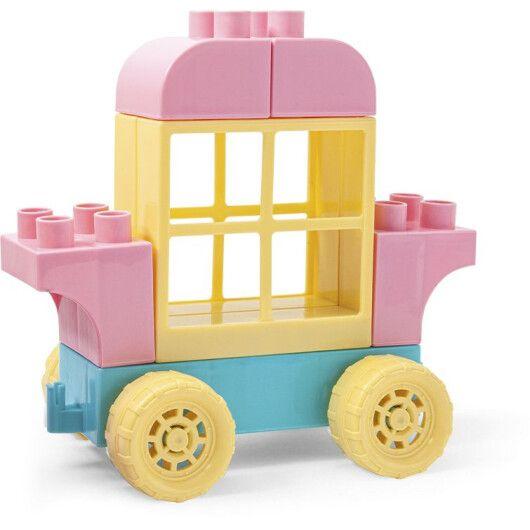 Конструктор 132 ел. в коробці (для дівчат) - 3