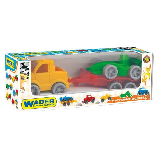 """""""Kid Cars Sport"""" авто з причіпом - 3"""