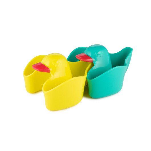 Canpol babies Іграшка для купання 3 шт. Каченята - 6
