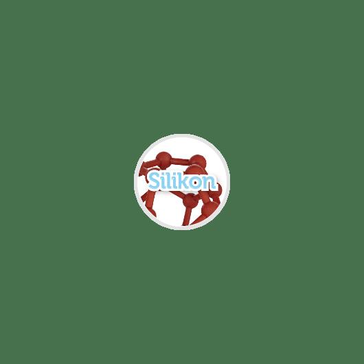 Canpol babies Іграшка-прорізувач силіконова Геометрична - 5