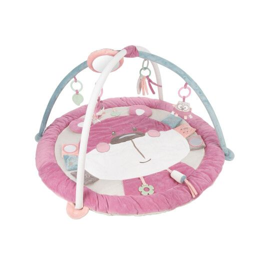 Canpol babies Іграшка гімнастична Pastel Friends - рожева