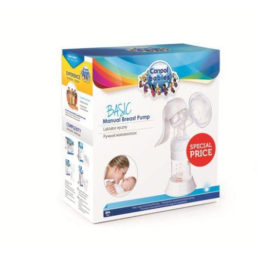 Молоковідсмоктувач ручний Basic - 3