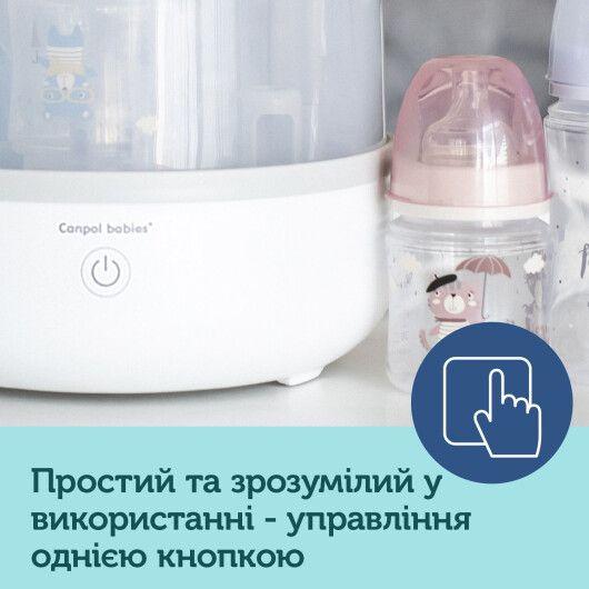 Canpol babies Стерилізатор електричний паровий - 9