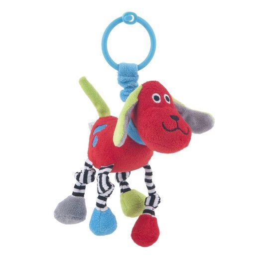 Іграшка-брязкальце м'яка (4 види)