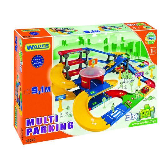 """Kid Cars 3D"" - паркінг з трасою (9,1 м) - 3"
