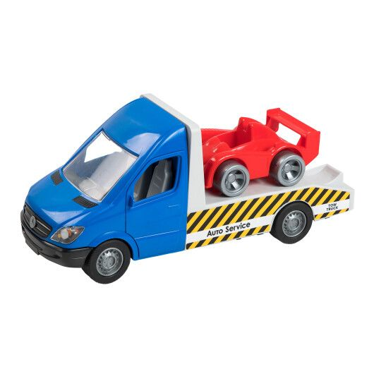 """Автомобіль """"Mercedes-Benz Sprinter"""" евакуатор (синій), Tigres"""