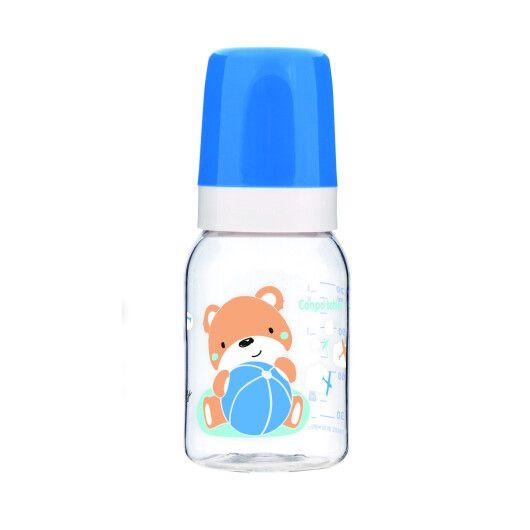 """Пляшка 120 мл з малюнком (BPA FREE), колекція """"Африка"""""""