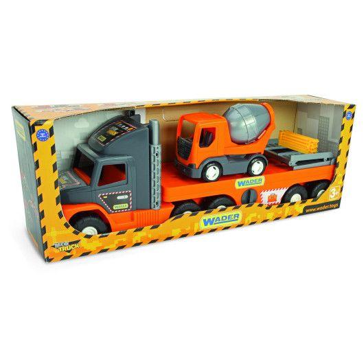 """Super Tech Truck"" з бетонозмішувачем - 2"