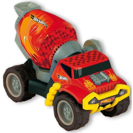 Бетонозмішувач Hot Wheels - 2
