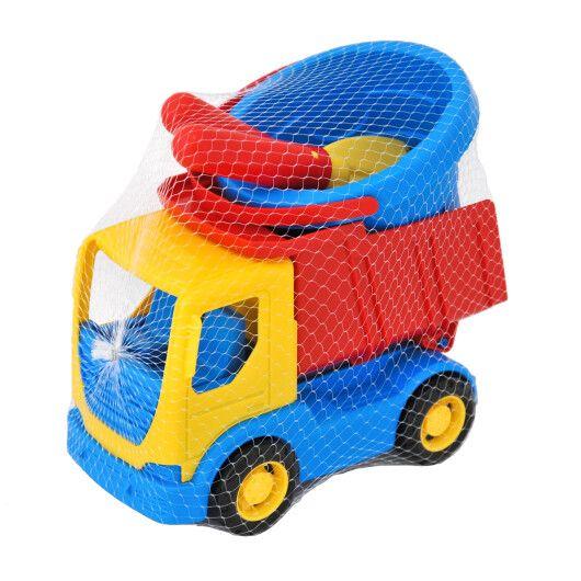 """Авто """"Tech Truck"""" з набором для піску 4 ел., Tigres - 2"""