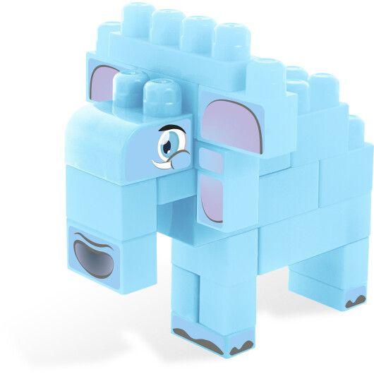 """Baby Blocks"" конструктор Сафарі - слон - 2"
