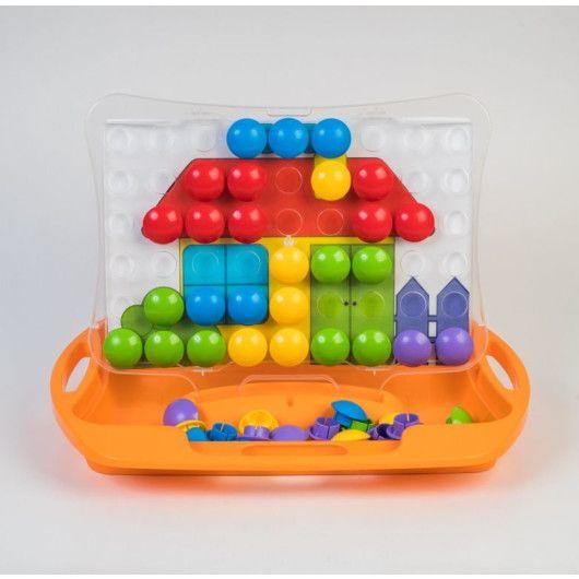 """Розвиваюча іграшка """"Моя перша мозаїка"""" - 2"""