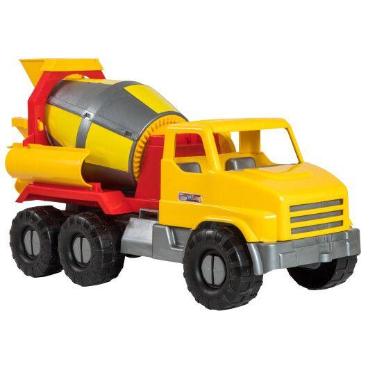 """Авто """"City Truck"""" бетонозмішувач в коробці - 2"""
