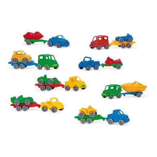 """""""Kid Cars Sport"""" авто з причіпом"""
