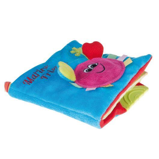 """Іграшка-книжечка м'яка """"Кольоровий океан"""" - 2"""