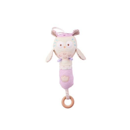Іграшка - брязкальце сова Miя, ELFIKI - фото 360