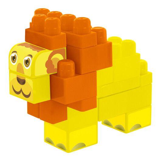 """Baby Blocks"" конструктор Сафарі - лев - 2"