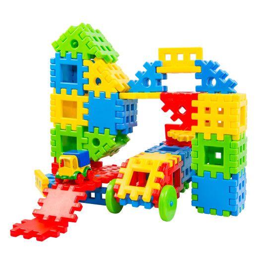 "Іграшка-конструктор ""Поєднайко"" 55 ел."