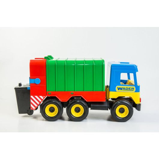 """Middle truck"" сміттєвоз - 4"