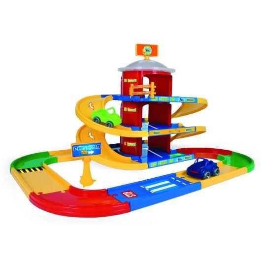 """Kid Cars 3D"" - паркінг 3 поверхи (4,6 м.)"