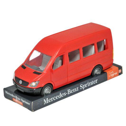 """Автомобіль """"Mercedes-Benz Sprinter"""" пасажирський  на планшетці, Tigres"""