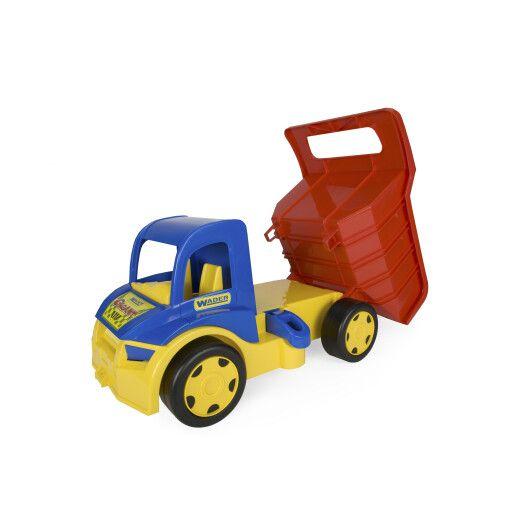 """Вантажівка """"Гігант"""" + іграшка візок - 2"""