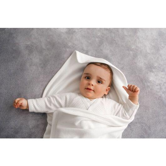 """Комплект для немовлят """"Ніжність"""" 6 ел., р.62, Tigres - 6"""