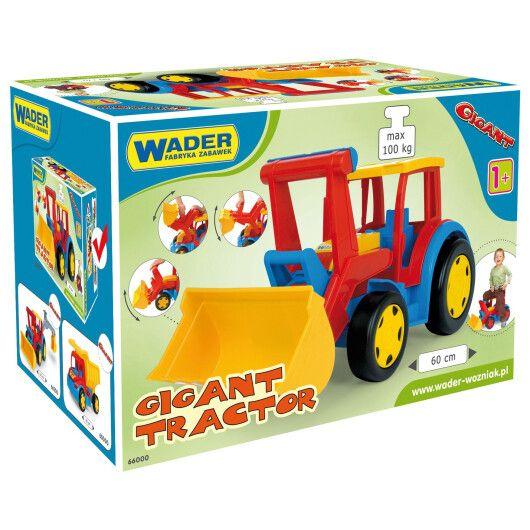 """Трактор """"Гігант"""" - 4"""