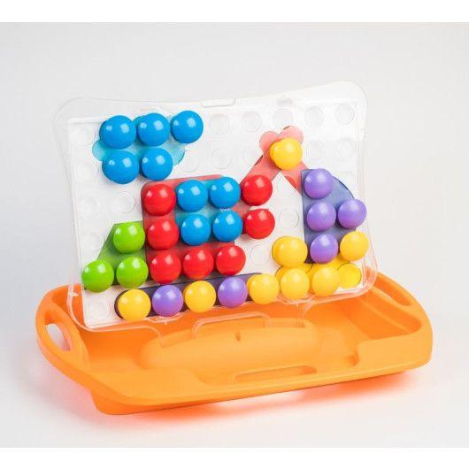 """Розвиваюча іграшка """"Моя перша мозаїка"""" - 3"""