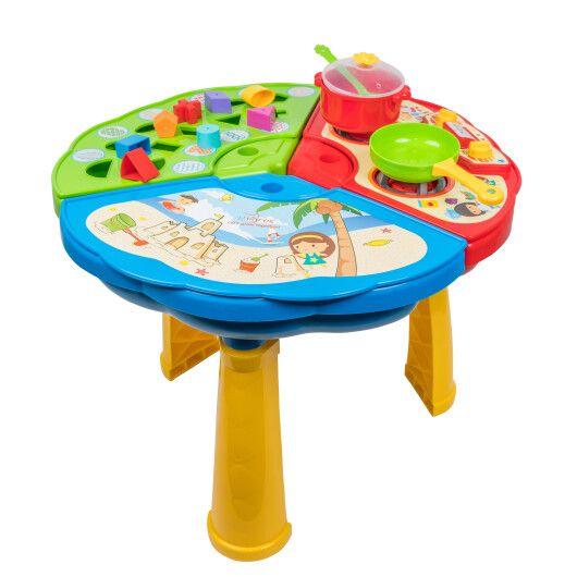 Багатофункціональний ігровий столик для дітей (стандарт) - 2