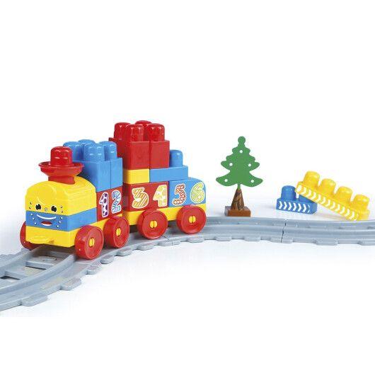 """""""Baby Blocks"""" залізниця 1,45м - 36ел. - 2"""
