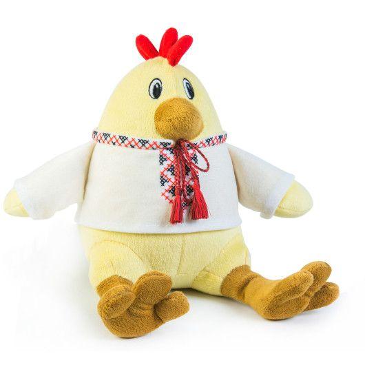 Цыпленок в вышиванке