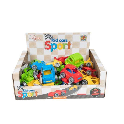 "Дисплей ""Kid cars Sport"" 43 шт. - 3"
