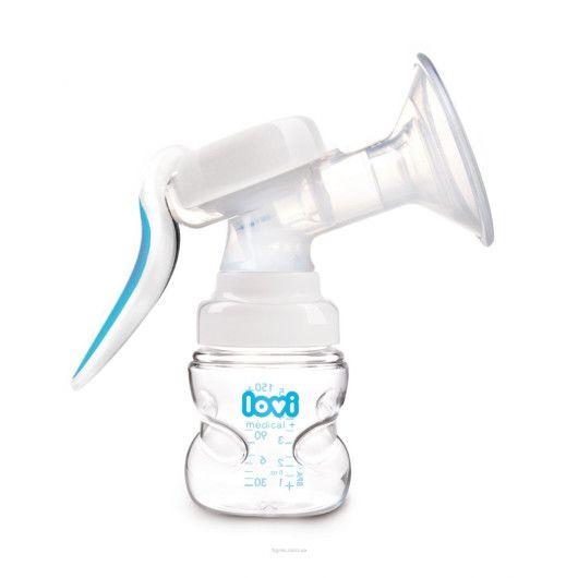 Молоковідсмоктувач двофазний ручний Protect LOVI