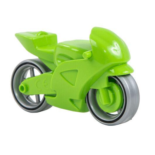 """Набір мотоциклів """"Kid cars Sport"""" 3 шт. - 4"""