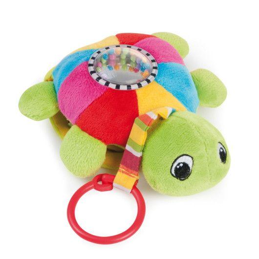 """Iграшка плюшева розвиваюча музична """"Черепаха"""""""