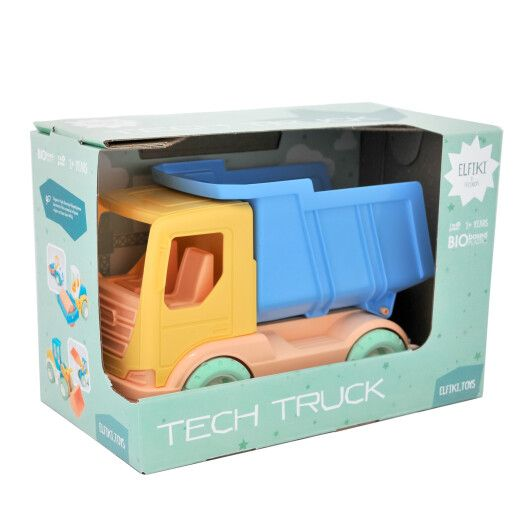 "Авто ""Tech Truck"" 3 моделі, ELFIKI"