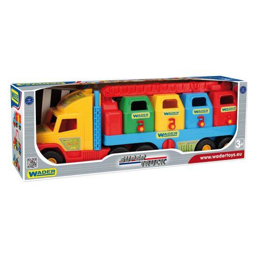 """Super Truck"" смiттєвоз - 2"