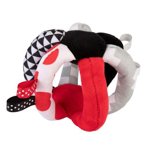 Canpol babies Іграшка-м'ячик м'яка розвиваюча Sensory Toys